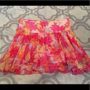 Diane Von Furstenberg Silk Skirt